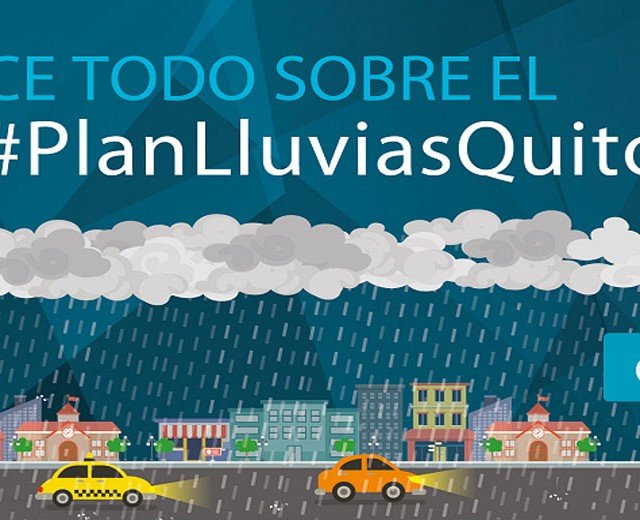 Plan Lluvias Quito 2017