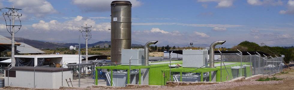 Biogasenca